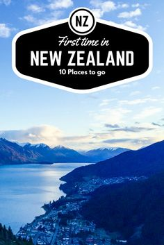 New Zealand is a perfect travel destination with beautiful landscape, mountains and nature throughout the North and South Island. These 10 spots make for an amazing road trip, from hiking the famous Tongariro crossing to days of adventure in Queenstown an