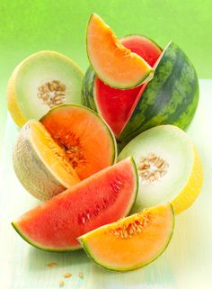 This is a guide about freezing melons, such as cantaloupe, crenshaw, honeydew, and watermelon. Melons all become ripe at once and preserving them is the best way to get that summertime flavor in the cold winter months.