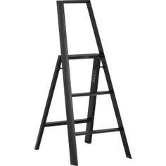 hasegawa lucano step stools - s/ l + white / black