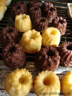 Schokoladen Kuchenpralinen