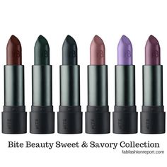Bite Beauty Sweet & Savory Collection