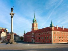 The Royal Castle in Warsaw (Polish: Zamek Królewski w Warszawie) is a castle residency and was the official residence of the Polish monarchs. It is located in the Castle Square, at the entrance to the Warsaw Old Town. (wikipedia)