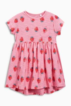 Buy Pink Strawberry Tunic (3mths-6yrs) online today at Next: United States of America