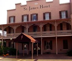 St James Hotel In Selma Al Went Ghost Hunting Here With My Buddy Ally And The Nccat Crew Pinterest Saint Jam
