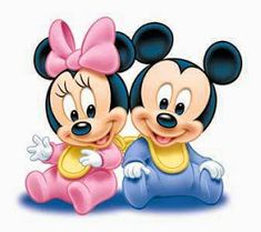 Minnie Mouse Pics, Minnie Mouse Template, Mickey Mouse E Amigos, Mickey Mouse Pictures, Mickey Mouse And Friends, Baby Mickey, Mickey Mouse Baby Shower, Arte Do Mickey Mouse, Mickey Mouse Tattoos