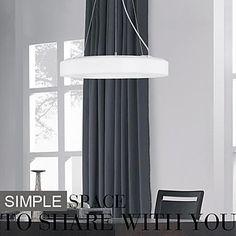 Anheng Lights LED 18W akryl Metal Simple Modern  – NOK kr. 956