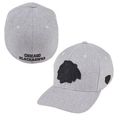 Get this Chicago Blackhawks Smoked Flex Fit Cap at WrigleyvilleSports.com