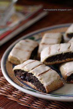 Mollica di Pane: I biscotti all'amarena