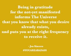 Must always remember to be grateful and show gratitude.