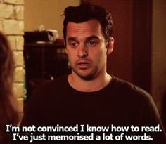 i hate this show.... but this is the best quote ever cx