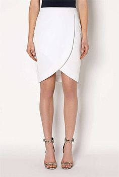 Witchery Petal Front Skirt