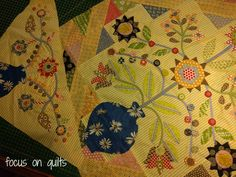 Dialogues | Focus On Quilts