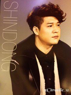 SS4 Photobook ShinDong
