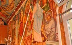 Evenimente religioase la sfarsit de saptamana Romania, Painting, Art, Art Background, Painting Art, Kunst, Paintings, Performing Arts, Painted Canvas