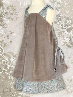 HER Little world, Patron de couture pour vêtement enfant, Robe Malicieuse