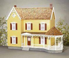 Addison Dollhouse Kit