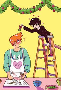 OMOCAT — you'll be my pretty boy always – impromptu set. Gay Comics, Cute Comics, Funny Comics, Pretty Boy Comic, Pretty Boys, Hipster Drawings, Cute Drawings, Japon Illustration, Cute Gay Couples