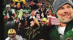 What Do I do All Day Fine Art Football Art & Brett Favre The best Green ...