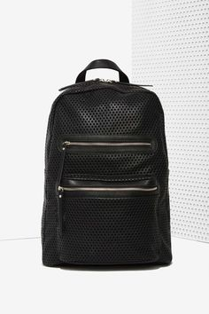 Nasty Gal x Nila Anthony Holier Than Thou Vegan Leather Backpack