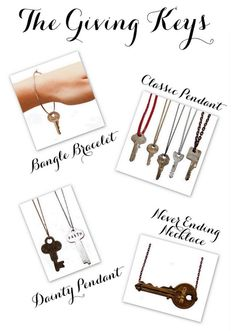 The Giving Keys...I have grateful and I am addicted!