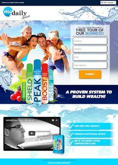MyDailyChoice :: My Website Address http://www.sprays4health.com