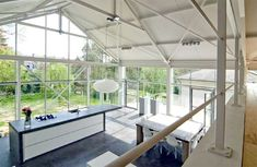 maison-verre-transparente-ossature-metallique | indoor | pinterest ... - Avantage Inconvenient Maison Ossature Metallique