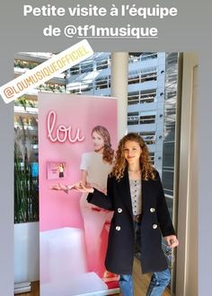 Petite visite chez TF1 Musique ❤️ Lenni Kim, Lily Collins, Officiel, Hermes Birkin, Monster High, Album, Google, Fashion, 15 Years