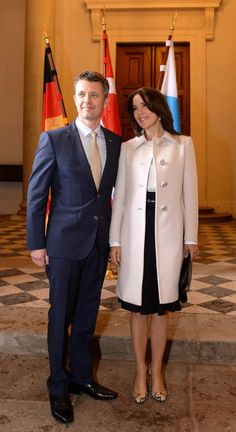 Meet the Princess Who Dresses Better Than Kate Middleton: If you thought Kate Middleton had quite the fashion-forward wardrobe, perhaps you haven't been following the outfit choices of another royal: Princess Mary of Denmark.