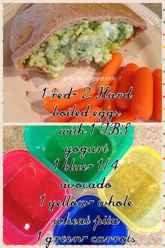 21 Day Fix Lunch i would probably do chicken instead of eggs.