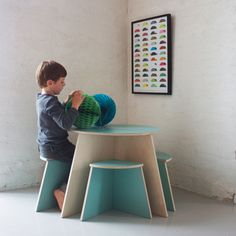 cirkel kids furniture collection by Small Design