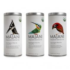 Brendan Wenzel shares his story as well as his latest new work including the beautiful Majani Tea packaging.