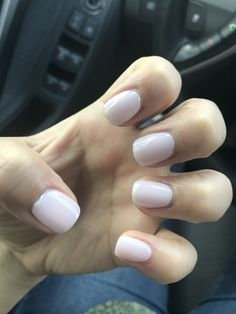 Sns pink #105 perfect!