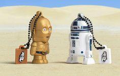 Tribe Star Wars R2D2 8GB Speicherstick USB Flash Drive