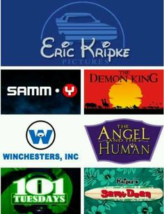 My favourite thing Disney and new obsession Supernatural