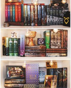 shadowhunters shelves by emmmabooks
