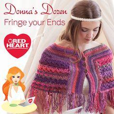 Donna's Dozen Fringe