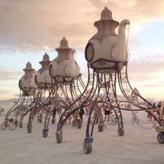 Not to sound ignorant but until recently I didn't really know what The Burning Man Festival was! Burning Man is an annual Burning Man 2014, Burning Man Art, Burning Man Sculpture, Sculpture Art, Mad Max, Stonehenge, Instalation Art, Black Rock Desert, Desert Art