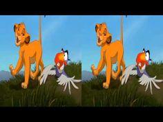 El Rey Leon las Disney Películas peliculas de accion y en español - peliculas de animacion nuevas - YouTube