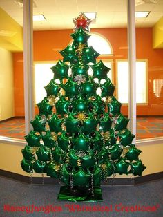 "A ""Nancyfangles"" Christmas Tree"