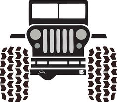 jeep logo emblem | jeep stencil/silhouette - JeepForum.com
