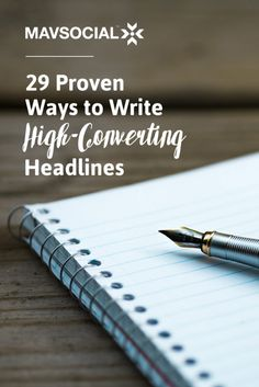 Why spend time coming up with great content if no one reads it? For headlines that convert, you need to ... Read More