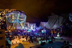 Exhale Pavilion at Art Basel Miami Beach by Phu Hoang Office and Rachely Rotem Studio