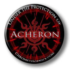 Under the Protection of Acheron - Sherrilyn Kenyon - Dark Hunters