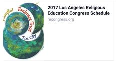 So excited 2017 Los Angeles Religious Education Congress coming up this weekend. Such an awesome experience.