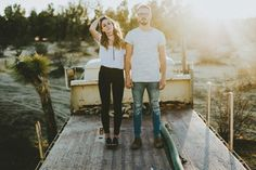 Junebug's favorite Instagram accounts to follow + Insta tips from the photographers behind the accounts | Image by Seth & Kaiti Photography