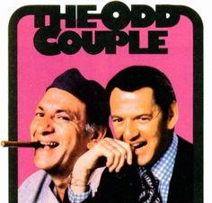 the odd couple tv show - Google Search