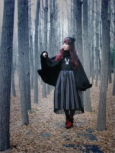 Strega's Forest. Dark Mori.