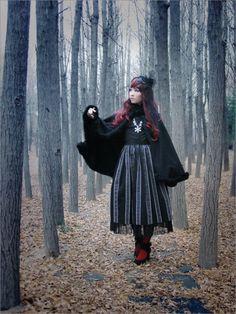 Strega's Forest. Dark Mori.