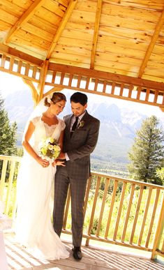 A Sunny Outdoor Wedding In Canmore Summer Wedding, Sunnies, Weddings, Wedding Dresses, Outdoor, Fashion, Bride Dresses, Outdoors, Moda