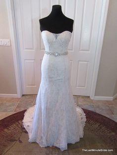 Allure Bridals 2703 Designer: Allure Bridals  Style: 2703  Silhouette: Fit -To- Flare  Neckline: Sweetheart (Strapless)  Waistline: Natural Waist  Sleeve Style: Strapless  Dress Length: Floor Length